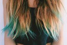 hair / by Saba Mansouri