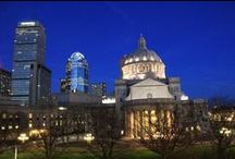 BOSTON MA / La beauté de Boston