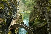 Natural Beauty / Places of amazing natural beauty to travel to