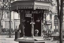 kiosques vintages / les plus beaux kiosques vintages en France et à l'étranger