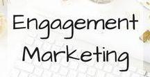 Engagement Pins / Engagement strategies pins
