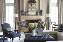 Living Room Design and Decor / Ideas and inspiration for living room design and decor