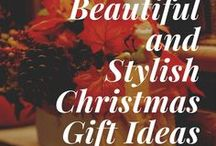 Holiday Gift Ideas for Her / Holiday Gift Ideas for Her