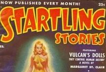 Magazine : Pulp : Startling Stories