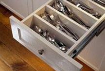 Kitchen Inspiration / Keeping Your Kitchen Organized