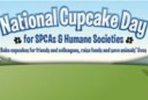 National Cupcake Day 2017 / Our official date for National Cupcake Day 2017 has yet to be announced.  For more information please contact us at info@hbspca.com