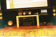HiFi-stores and more / Place where you can listen & buy equipment and content.