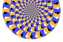 Optical illusions & stereograms