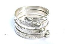 Rings By Konstantis / Handmade Silver Ring Exclusive unique handmade silver models. Jewelry based on simplicity and imagination with years of experience in the art of silversmith. Men and women's rings, bracelets, pendants, earrings, brooches, necklaces etc. https://www.facebook.com/JeweleryArt