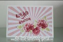 ELA's /Geburstag / Geburtstagskarten