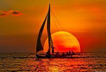Sunrise ☀ Sunset