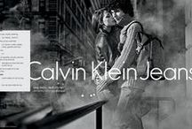 Calvin Klein Jeans / Since its launch in 1978, Calvin Klein Jeans has been recognized as the authentic designer jeans brand for men and women. Even today, over thirty years after the introduction of the signature Omega stitched pocket, the brand is looked to for consistently great fits, unique details, and innovative treatments, as well as ground-breaking advertising campaigns.