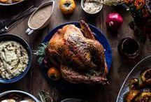 Thanksgiving Ideas / Recipes and decor Autumn and Thanksgiving