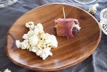 Small Plates & Appetizers / Recipes for various small plates, snacks, and appetizers, mostly best for events and parties.
