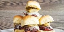 Burger & Sandwich Recipes / Recipes for burgers, grilled cheese, and other tasty sandwiches