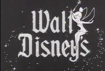 Disney / Vintage Disney and some Disney from today / by Digital Dorkette Dolls