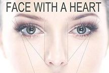 Face with a Heart / New book, Face with a Heart: Mastering Authentic Beauty Makeup, officially launching on Amazon Tuesday, June 2nd, 2015.
