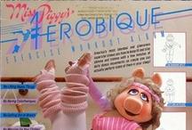 Muppets / by Digital Dorkette Dolls