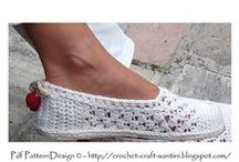 crochet / crochet items