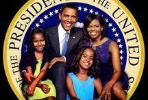 The Obama Family / by germaine konate
