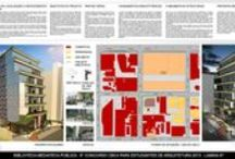 Architecture: Competitions / Some of the Architecture competitions we have participated.