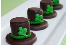 St Patties treats