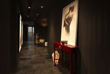 Akar in Shanghai / Akar de Nissim's interiors in Shanghai #Home #Decor #Luxury #Lifestyle