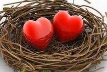 Hearts / by Pauline Waugh