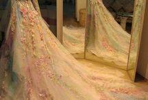 unelma mekkoja / Inspiraatiota vanhojen mekon tekemiseen ja suunnitteluun! RAKKAUTTA<3