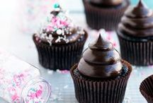 Sweets: Cakes and Cupcakes / Cake and cupcake recipes