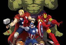 Avengers / by Rodney Flory