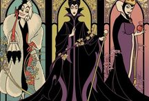♠♣♦ disney villains ♦♣♠