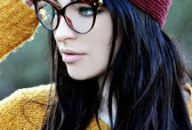 Glasses Outfit / Guys make passes at Girls who wear Glasses