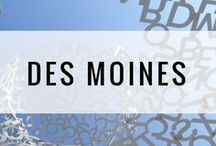 Des Moines Essentials / Des Moines attractions, restaurants, and travel inspiration. Pappajohn Sculpture Park. Iowa State Fair. Downtown Farmers' Market. Craft breweries.