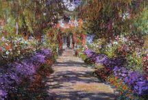 Claude Monet / Art of Monet