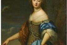 Woman in Art (17c.)