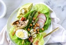 Salad Recipes / Recipes for salads of various kinds