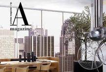 Arclinea Magazine / A través de secciones que tratan de proyectos y productos, materiales y nuevas tecnologías, medio ambiente y sostenibilidad, eventos y manifestaciones, Arclinea Magazine constituye una herramienta de absoluta novedad en el mercado