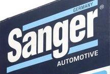 Brand logo. / Brand logos; created by Eugene Barthuly.