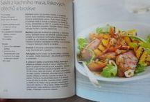Saláty - 200 nejlepších receptů / Salad