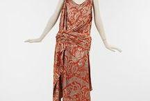 Dresses 1920s & 1930s
