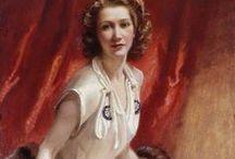 Woman in Art (20c.)