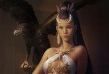 Deusas gregas, celtas e mais
