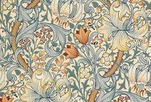 Kauniit kankaat ja kuviot - Vakra tyg och mönster