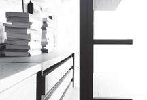 ALB3ED / Firma italiana especializada en puertas, paredes equipadas, vestidores y complementos de diseño contempráneo, en los que destaca la utilización del aluminio como material base combinado con otros como el vidrio o la madera.