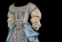 17th Century Dresses