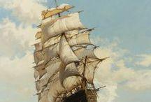 Ships nad Boats