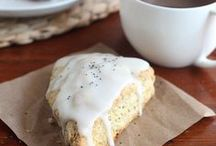 Sweets: Loaves, Muffins, & Scones / Recipes for sweet breads, muffins, and scones