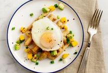 Brunch: Eggs and Other Dishes / Recipes for egg dishes and other brunch recipes that don't quite fit someplace else