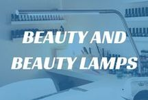 Beauty and Beauty Lamps / Many of our customers are from the beauty industry, including #nail technicians and #make-up #artists. Our daylight #lamps and #magnifiers are big sellers in the #beauty industry as they offer quality that you can rely on as well as perfect colour matching! https://www.heamar.co.uk/50_daylight-lamps